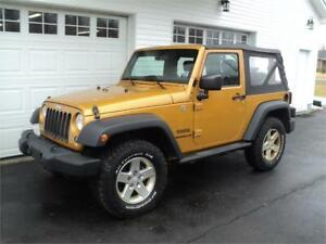 2014 Jeep Wrangler Sport Financing Available