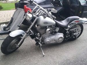 2004 softail low mileage