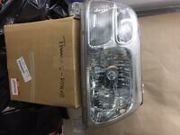 Suzuki Grand Vitara Headlights