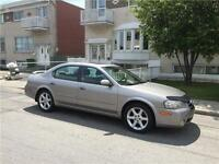 2002 NISSAN MAXIMA. AUTOMATIC. **IMPECABLE. CUIR. MAGS 17. 2700$