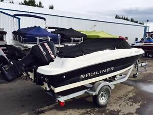 2013 Bayliner 175 with 125 HP Outboard!