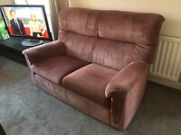 2 seater sofa free to a good home. Collection only.