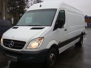 2010 Mercedes-Benz Sprinter Van 3500 Minivan, Van