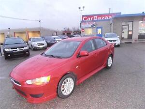 2011 MITSUBISHI LANCER  AUTO AIR LOADED LOW PRICE EASY FINANCING