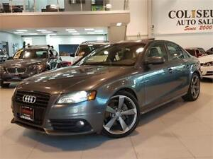 2011 Audi A4 2.0T S LINE-QUATTRO-AUTO-NO ACCIDENT