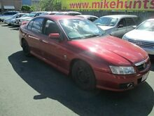 2004 Holden Commodore VY II Executive Maroon 4 Speed Automatic Sedan Coopers Plains Brisbane South West Preview