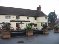 Kitchen Porter - Full time - Mon-Fri - £7.20-£9 DOE White Hart Sherfield