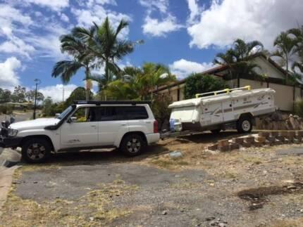 2006 Jayco Swan Outback/Off-road Caravan