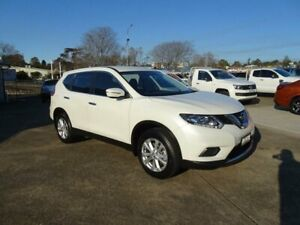 2015 Nissan X-Trail T32 ST X-tronic 2WD White 7 Speed Constant Variable Wagon Nowra Nowra-Bomaderry Preview