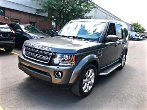 2015 Land Rover LR4, NAV, 7 SEATER, SURROUND CAMERAS