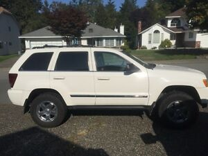 2007 Jeep Grand Cherokee limited 3.0L diesel