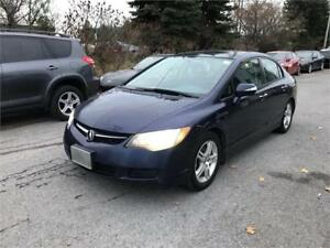2006 Acura CSX TECH, Safety & ETEST for ON or QC INCL.