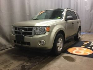 2010 Ford Escape XLT-Heated Leather + Pwr Acc's & Remote Start!