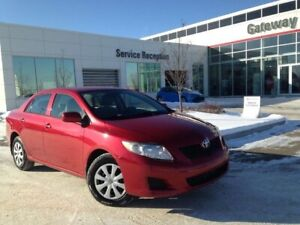 2009 Toyota Corolla CE AUX, A/C, Cruise Control, Keyless Entry