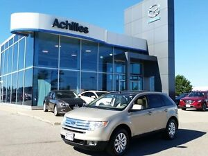 *AS-IS* 2007 Ford Edge SEL, Roof, Leather