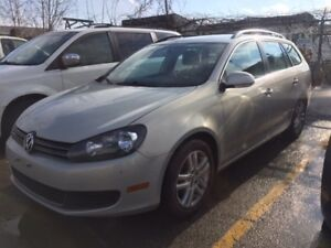 2011 Volkswagen Golf Wagon/ALLOYS/AUXILIARY AUDIO INPUT/AUTO!
