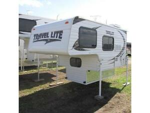New 2017 Travel Lite 690 FD Truck Camper