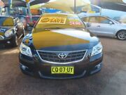 2007 Toyota Aurion GSV40R AT-X Black 6 Speed Sports Automatic Sedan Minchinbury Blacktown Area Preview