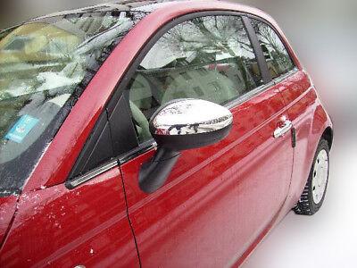 Chrom Fiat 500L Heckleiste Zierleiste 2012  aus  Edelstahl