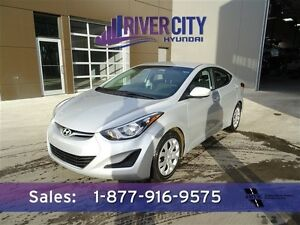 2016 Hyundai Elantra GL Heated Seats,  Bluetooth,  A/C,