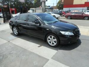 2008 Toyota Camry ACV40R Ateva L Sedan 4dr Auto 5sp 2.4i Black Automatic Sedan