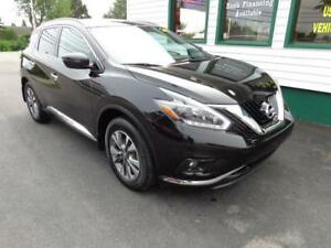 2018 Nissan Murano SV AWD LOADED for only $259 bi-weekly all in!