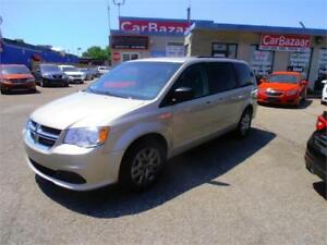 2015 Dodge Grand Caravan SXT with NAVI EASY CAR FINANCE