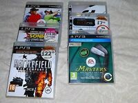 Play station 3 80 gb, 2 controllers 6 games,operating booklet and allnecessary cables