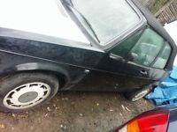 Golf Mk1 Cabriolet with 1.6 gti engine conversion breaking for parts Can Post roof sold