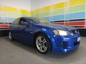 2007 Holden Commodore VE SV6 Voodoo 5 Speed Automatic Sedan Wangara Wanneroo Area Preview