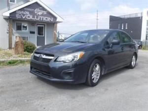 2012 Subaru Impreza 2.0i, NEWER BODY GREAT DEAL, CERTIFIED+WRTY