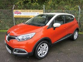 Renault Captur 0.9 Dynamique MediaNav TCE 90 5DR Energy (arizona / ivory roof) 2014
