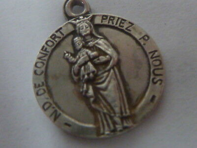 MEDAL RELIGIOUS NOTRE DAME LADY COMFORT
