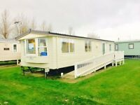 Static Caravan Double Glazed and Central Heated For Sale In Norfolk