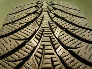 "2-GOODYEAR ULTRA GRIP-225-45-R18""-95% TREAD REMAINING."