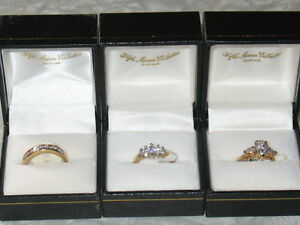 3 Fifth Avenue Rings