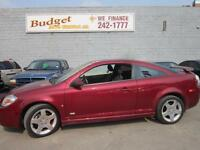 ARRIVING SOON GET PRE QUALIFIED!!!  2007 CHEV COBALT SS 130 KMS