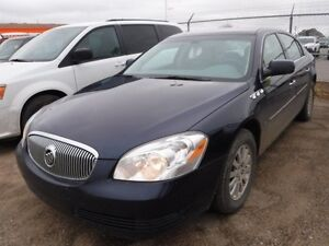 2008 Buick Lucerne CX, PST paid, A/C, remote keyless entry, allo