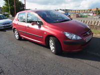 Peugeot 307 1.4 LX PX Swap Anything considered