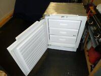Baumatic Integrated Under Worktop Freezer