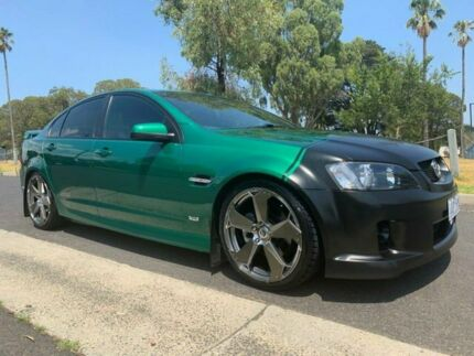 2009 Holden Commodore VE MY09.5 SS 6 Speed Manual Sedan Fawkner Moreland Area Preview