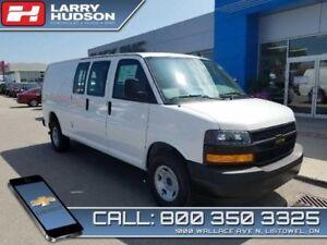 2018 Chevrolet Express Cargo Van WT  -  Power Windows