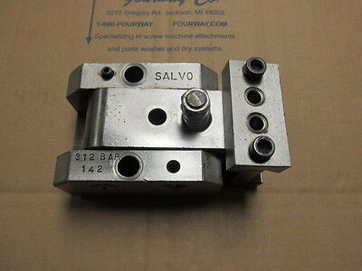 Salvo Thread Roll Adapterholder 312 Bar