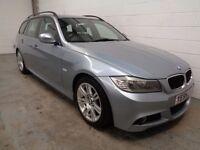BMW DIESEL ESTATE , 2009/59 REG , LOW MILES + HISTORY , LONG MOT , FINANCE AVAILABLE , WARRANTY