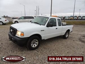 2008 Ford Ranger EXT Cab