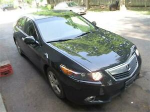 2013 Acura TSX Premium clean carproof! dealer serviced!