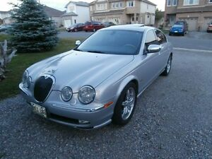 2003 Jaguar S-TYPE Sedan