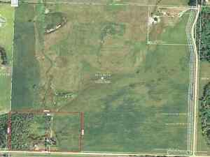 ** Quarter of Land NW of Sexsmith **