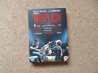 New & Sealed Whiplash DVD