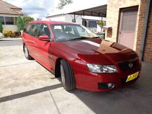 2005 Holden Berlina Wagon 127000kms Full Service History Maitland Maitland Area Preview